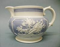 Delightful, Small Jug with Applied Moulded Decoration C.1820 (4 of 6)