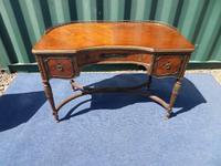 Satinwood Desk c.1890