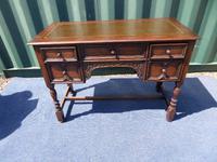 Ipswich Oak Desk c.1930