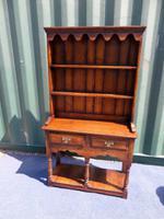 Oak Dresser c.1930