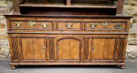 Large English Oak Dresser & Rack by Belvedere Fine Furniture (7 of 10)