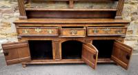 Large English Oak Dresser & Rack by Belvedere Fine Furniture (8 of 10)