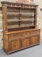 Large English Oak Dresser & Rack by Belvedere Fine Furniture (2 of 10)