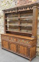 Large English Oak Dresser & Rack by Belvedere Fine Furniture (3 of 10)