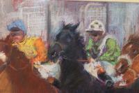 'In the Stalls' by C.Halford-Thompson