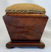 Georgian Mahogany Pin Cushion (6 of 7)