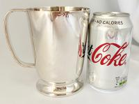 Walker & Hall Silver Plated Pint Tankard c.1900 (5 of 5)