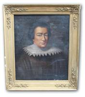 18th Century Portrait of a Gentleman in Gilt Frame