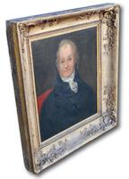 19th Century Portrait of a Gentleman in Large Gilt Frame (4 of 5)