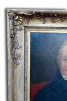 19th Century Portrait of a Gentleman in Large Gilt Frame (3 of 5)