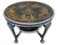 Late Victorian Chinoiserie Centre Table