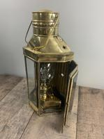 Victorian Ships Lantern, Wall Light, Table Lamp, Rewired (7 of 10)