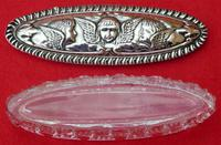 Reynolds Angels Silver Lid with Glass Base from the Boots Pure Drug Company 1908 (5 of 6)