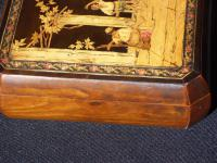 Italian Marquetry Box Sorrento  Ware - Depicting Folk Dancers (2 of 10)
