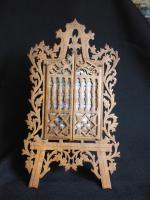 Fretwork Easel Picture Frame From Sorrento