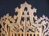 Fretwork Easel Picture Frame From Sorrento (2 of 8)