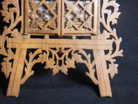 Fretwork Easel Picture Frame From Sorrento (4 of 8)