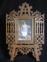 Fretwork Easel Picture Frame From Sorrento (7 of 8)