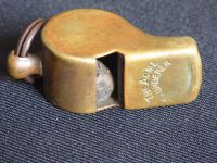 The Acme Thunderer Whistle with the Hudson's Patent (5 of 6)