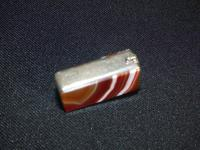 Vesta Case with Carnelian Banded Agate Stone Both Sides (6 of 6)