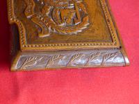 Argyle & Sutherland Highlanders Hand Carved Box (4 of 9)