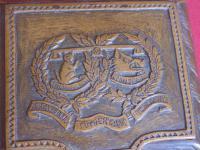 Argyle & Sutherland Highlanders Hand Carved Box (9 of 9)