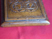 Argyle & Sutherland Highlanders Hand Carved Box (3 of 9)
