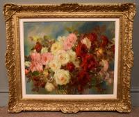 June Roses by John Strevens