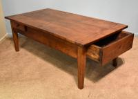 French Cherrywood Coffee Table c.1850 (5 of 7)