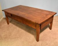 French Cherrywood Coffee Table c.1850 (4 of 7)
