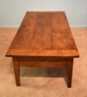 French Cherrywood Coffee Table c.1850 (2 of 7)