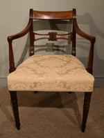 Eight Regency Mahogany Dining Chairs (6 of 8)