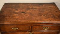 17th Century Chest of Drawers Elm & Oak (3 of 6)