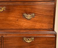 George II Mahogany Chest On Chest (5 of 8)