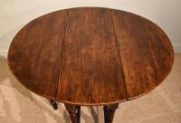 17th Century Elm Gateleg Table (3 of 5)