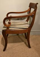 Set of Six Regency Dining Chairs (9 of 9)
