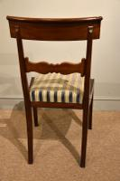 Set of Six Regency Dining Chairs (5 of 9)