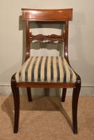 Set of Six Regency Dining Chairs (2 of 9)