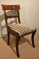 Set of Six Regency Dining Chairs (3 of 9)