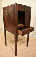 George III Night Bedside Cupboard Table Cabinet (6 of 6)