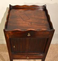 George III Night Bedside Cupboard Table Cabinet (4 of 6)