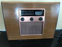 Art Deco 1920s Radio