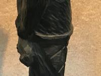Rare African Slave in Chains Carving c.1800 (5 of 19)