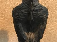 Rare African Slave in Chains Carving c.1800 (2 of 19)