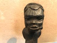 Rare African Slave in Chains Carving c.1800 (19 of 19)