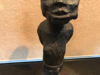 Rare African Slave in Chains Carving c.1800 (18 of 19)