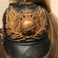 Imperial Germany Military Helmet (2 of 7)