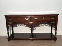 18th Century Oak South Wales Pot-Board