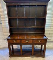 18th Century South Wales Dresser & Rack