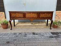 19th Century Shropshire Oak Dresser Base